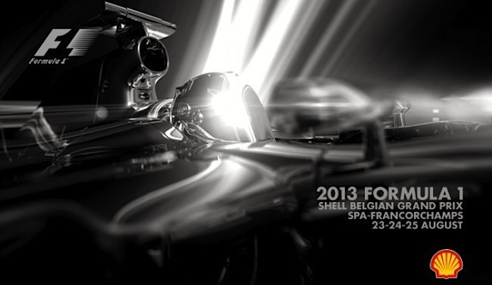 Carrera Gran Premio de Belgica Formula 1 Agosto 25 HD 2013