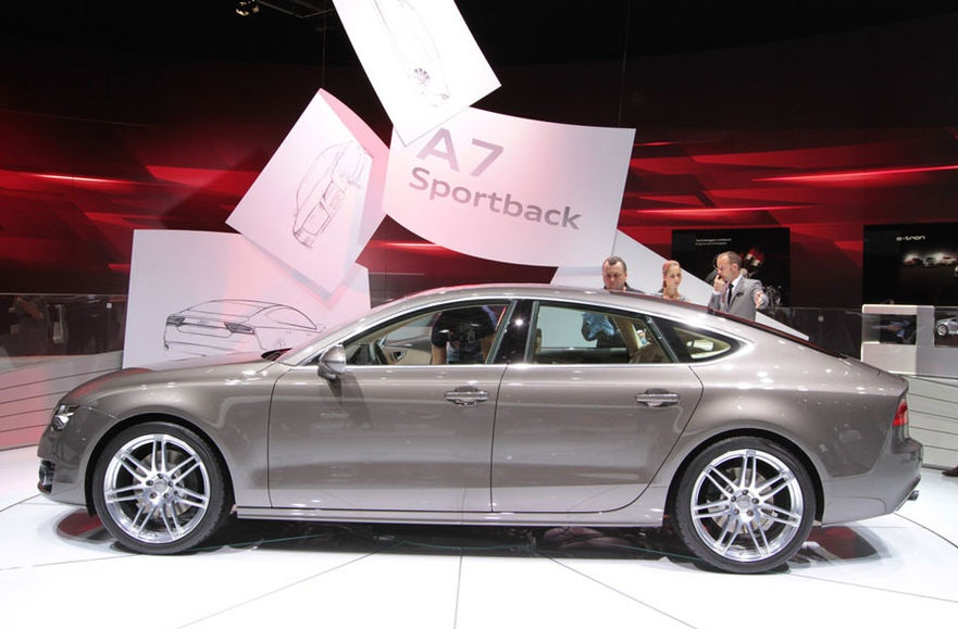 audi a7 blogspotcom. The new Audi A7 Sportback is