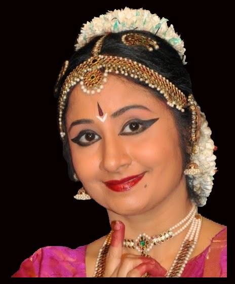 Sujatha Srinivasan, Bharathanatyam Dancer
