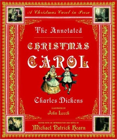 Scrooge Blog: Review: The Annotated Christmas Carol