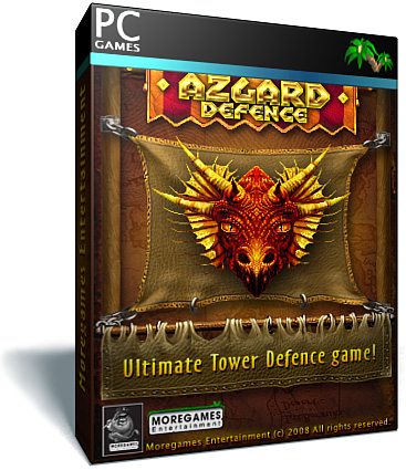 Azgard Defence (free version) download for PC