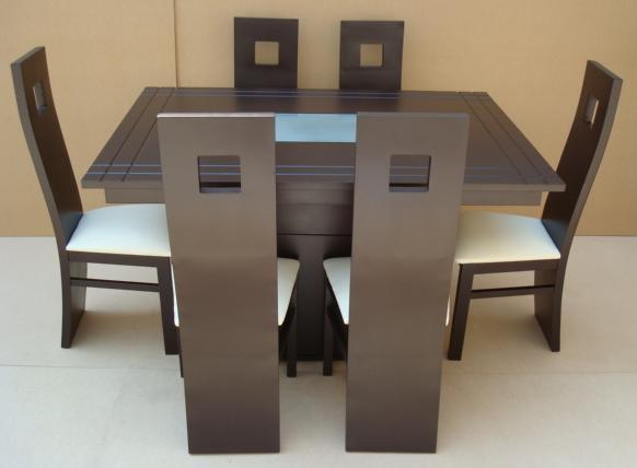 Decorando dormitorios fotos de sillas de comedor minimalista for Sillas de comedor elegantes