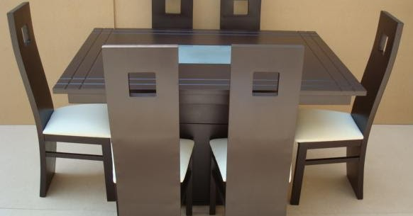Decorando dormitorios fotos de sillas de comedor minimalista for Comedores minimalistas