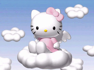 Hello Kitty 3D Angel