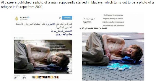 """""""The Madaya Crisis"""": Media LIES & Propaganda Starving%2Bman%2Bmadaya"""