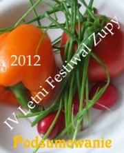 IV Letni Festiwal Zupy - podsumowanie