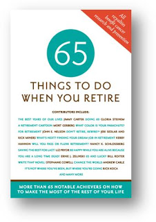 Listen: a Webinar about 65 Things To Do When You Retire
