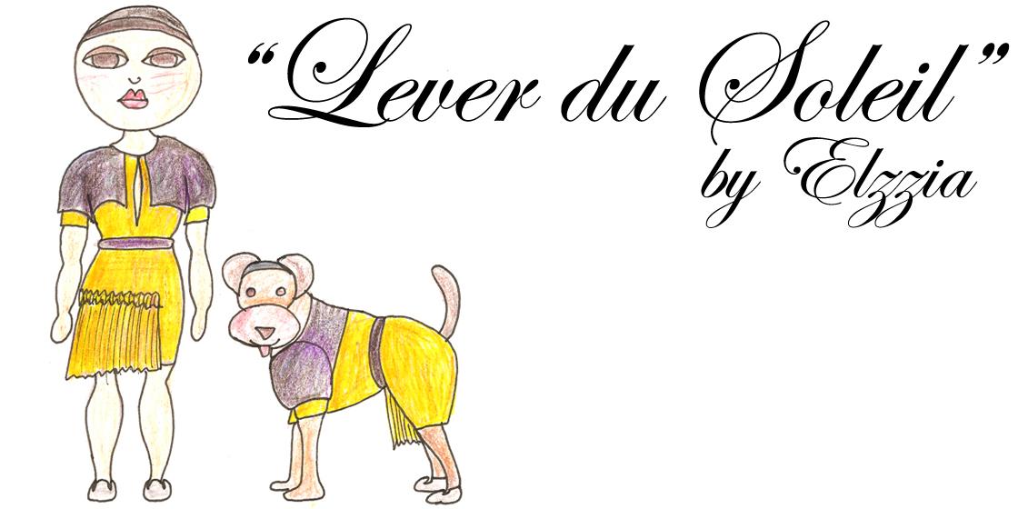 ''Lever Du Soleil'' by Elzzia | Blog de Moda