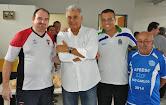 """CONFRATERNIZAÇÃO DA 23ª COPA DE BOCHA """"VALDEMIR DANTAS"""" EDIÇÃO 2014"""