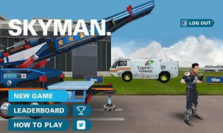 Android Game : Skyman