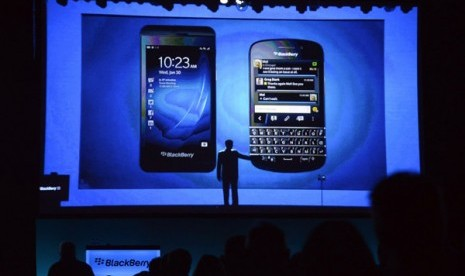 Introducing the Blackberry