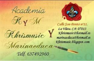 Academia khrismusic y Marinaeduca