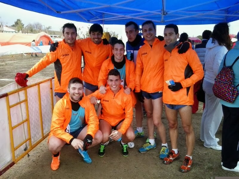Regional Cross 2014 (Promesas-Sénior)