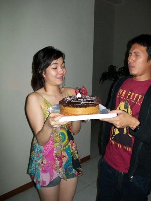 Foto Foto Kejutan Hari Ulang Tahun Gisel dari Desta (Kenangan)