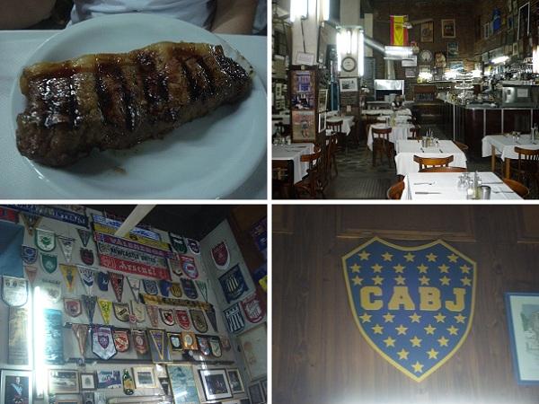 Bodegón El Obrero: A melhor carne