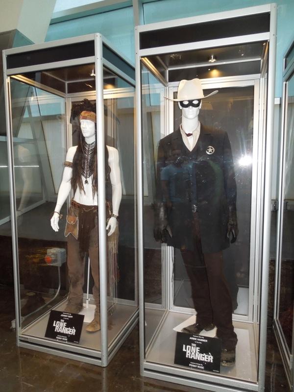 Tonto Lone Ranger Disney costumes