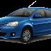Spesifikasi Toyota Etios Valco Type E Manual Transmission