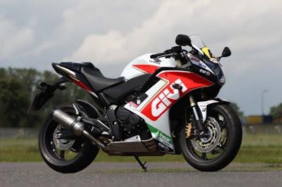 Honda CBR600F LCR Edition