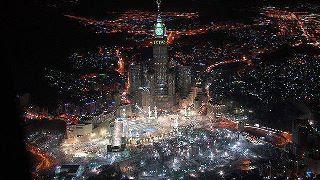 """قالوا عن نيويورك المدينة التي لا تنام,السؤال المطروح """"هل شاهدوا مكة"""" ؟"""