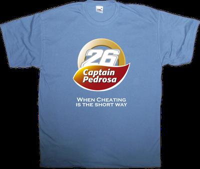 dani pedrosa capitan pescanova captain iglo motogp t-shirt ephemeral-t-shirts