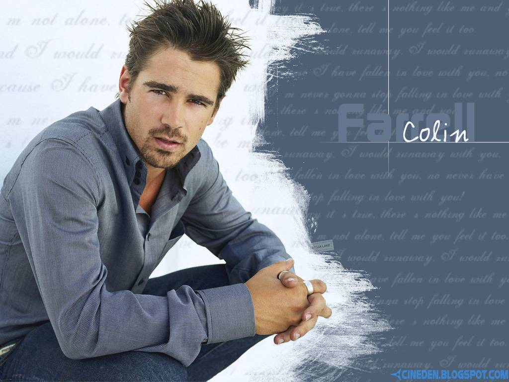 Colin Farrell opens up about son James - CineDen