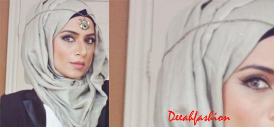 Jilbab ala Cleopatra Style 2014