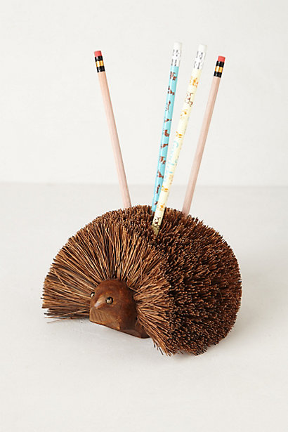 hedgehog stationery