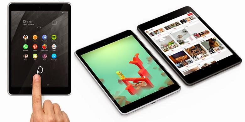 "Keistimewaan ""Z Launcher"" di Tablet Nokia N1"
