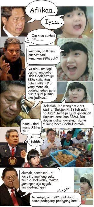 Afika Dan Sby Sedang Membahas PKS