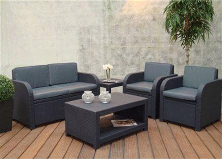 allibert balkonsets tuinsets en loungesets tuin 2017. Black Bedroom Furniture Sets. Home Design Ideas
