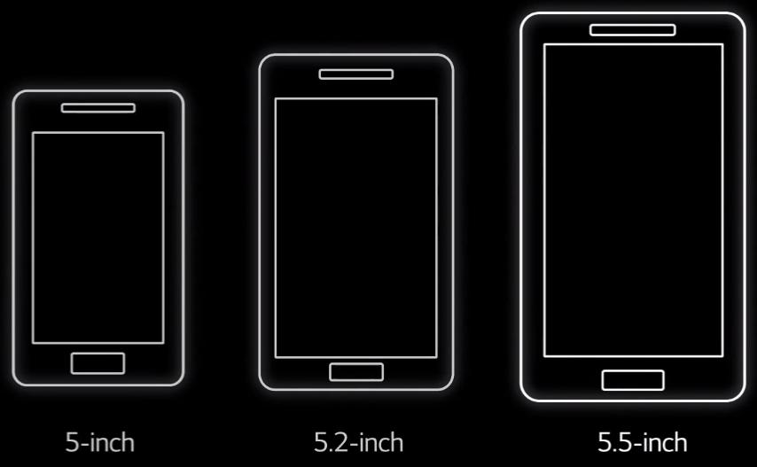 lg g3 5.5-inch display