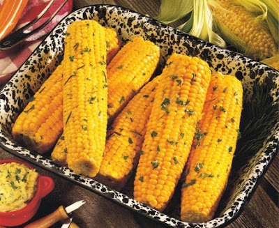 Herbed Corn-on-the-Cob