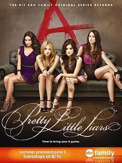 Những Thiên Thần Nói Dối 3 - Pretty Little Liars Season 3