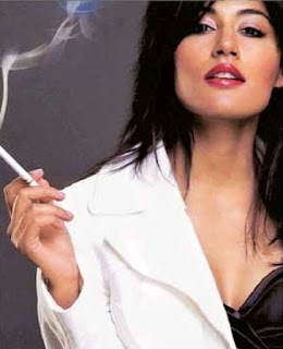 chitrangada singh smoking