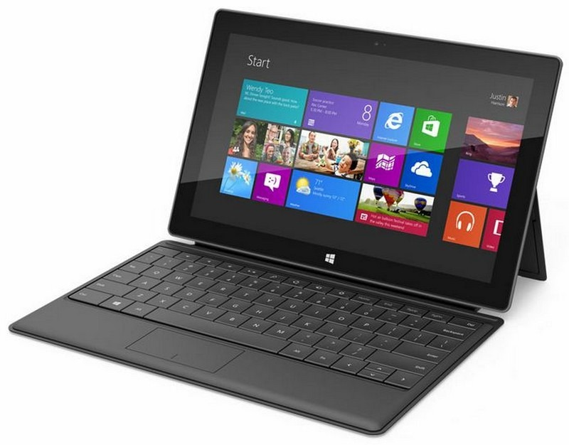 MICROSOFT SURFACE - IL TABLET