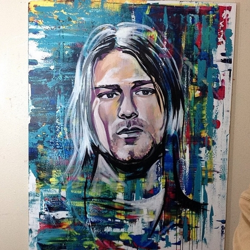 10-Kurt-Cobain-Jonathan-Harris-Celebrity-Paintings-Images-and-Videos-www-designstack-co