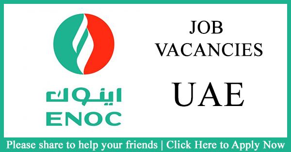 Emirates National Oil Company (ENOC) Job Vacancies - Gulf ...