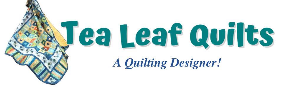 TEA LEAF QUILTS