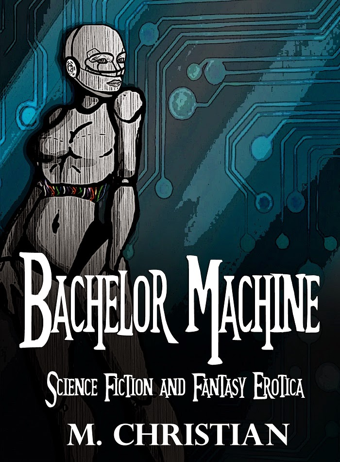 http://www.amazon.com/Bachelor-Machine-Finalist-Science-Fiction-ebook/dp/B00S977F7C/