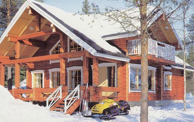 Casas prefabricadas madera viviendas prefabricadas de madera for Casas prefabricadas de madera precios