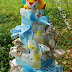 New Baby Lion Diaper Cake