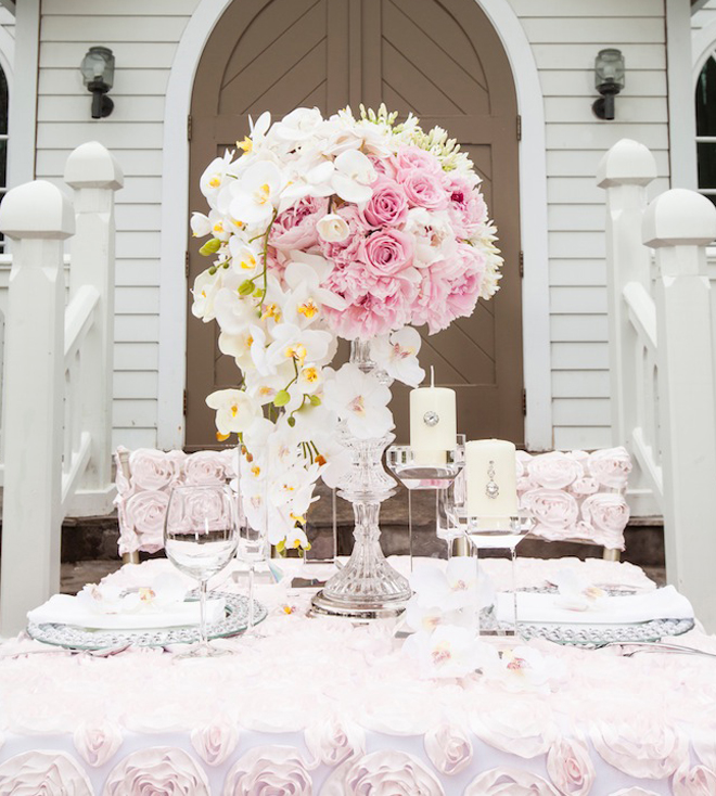25 Stunning Wedding Centerpieces - Part 10 - Belle the Magazine