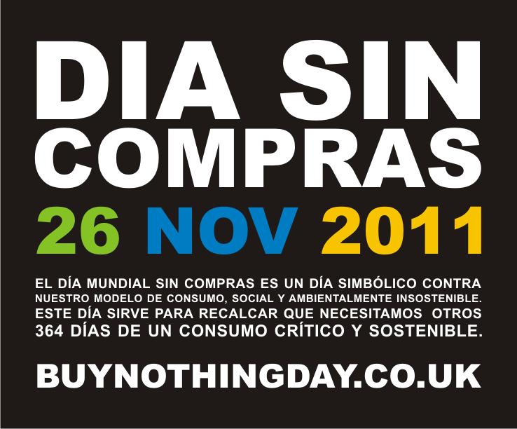 Dia Mundial Sin Compras