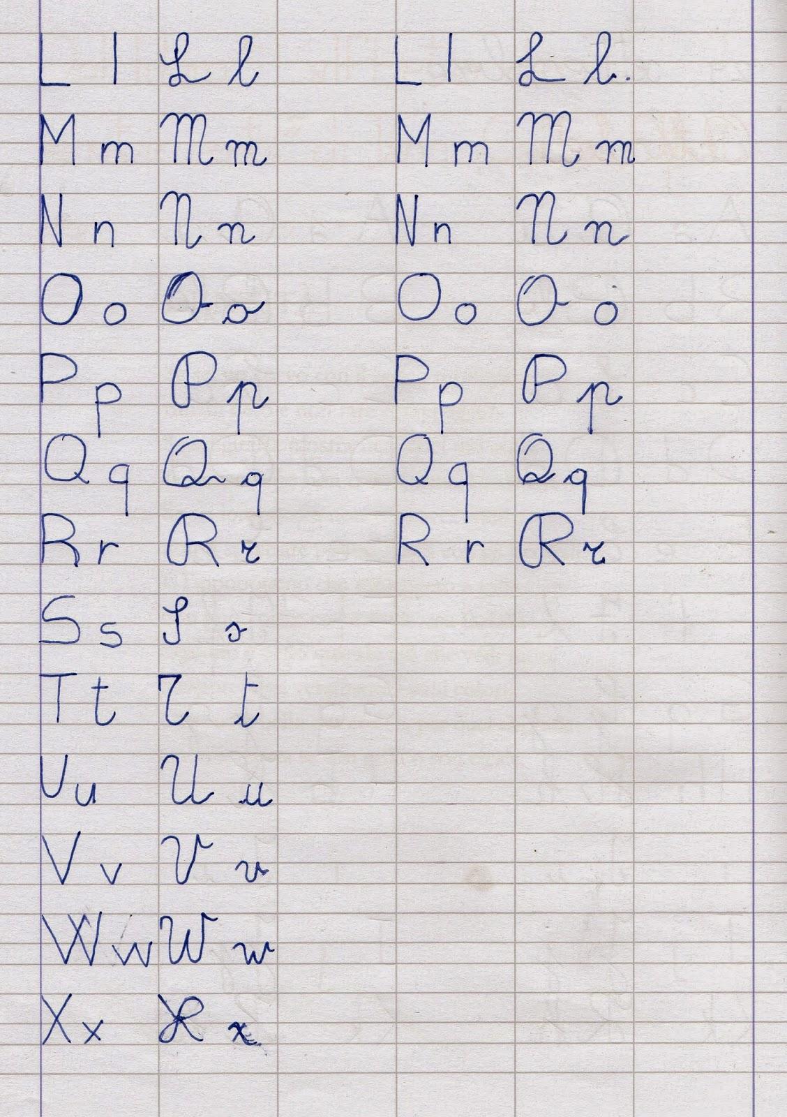 Assez APEdario: Alfabetieri per tutti WA73
