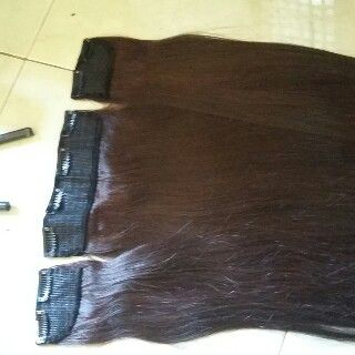 Hair Clip Extension Danico Salon