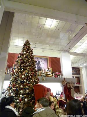 Рождество в Берлине Рождественские базары КаДеВе