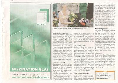 """en el periódico alemán """"Mallorca Zeitung"""" el pasado 5 de junio de"""