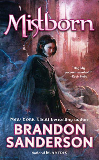 Mistborn: The Final Empire by Brandon Sanderson