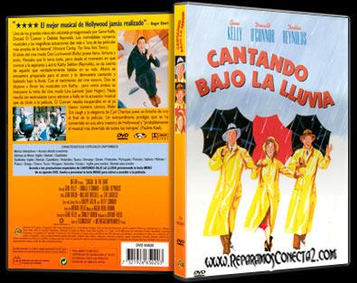Cantando Bajo la Lluvia [1952] Descargar cine clasico y Online V.O.S.E, Español Megaupload y Megavideo 1 Link