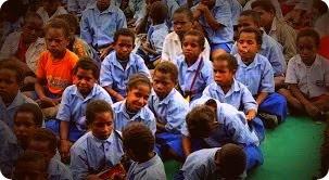 Kuyawage jadi Percontohan PAUD Pengguna Bahasa Ibu